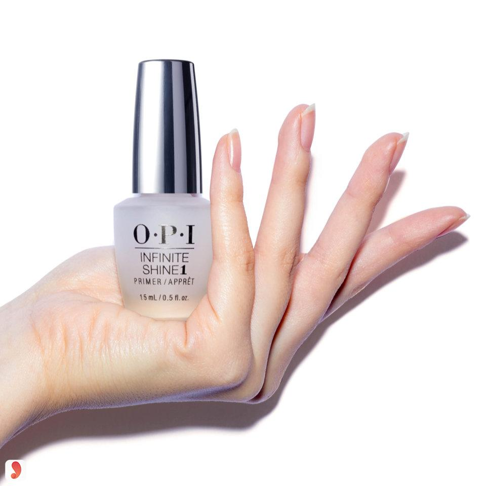 Review sơn móng tay OPI Infinite Shine - 2