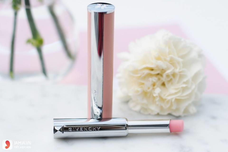 Son dưỡng Givenchy Le Rouge Perfecto Beautifying Lip Balm