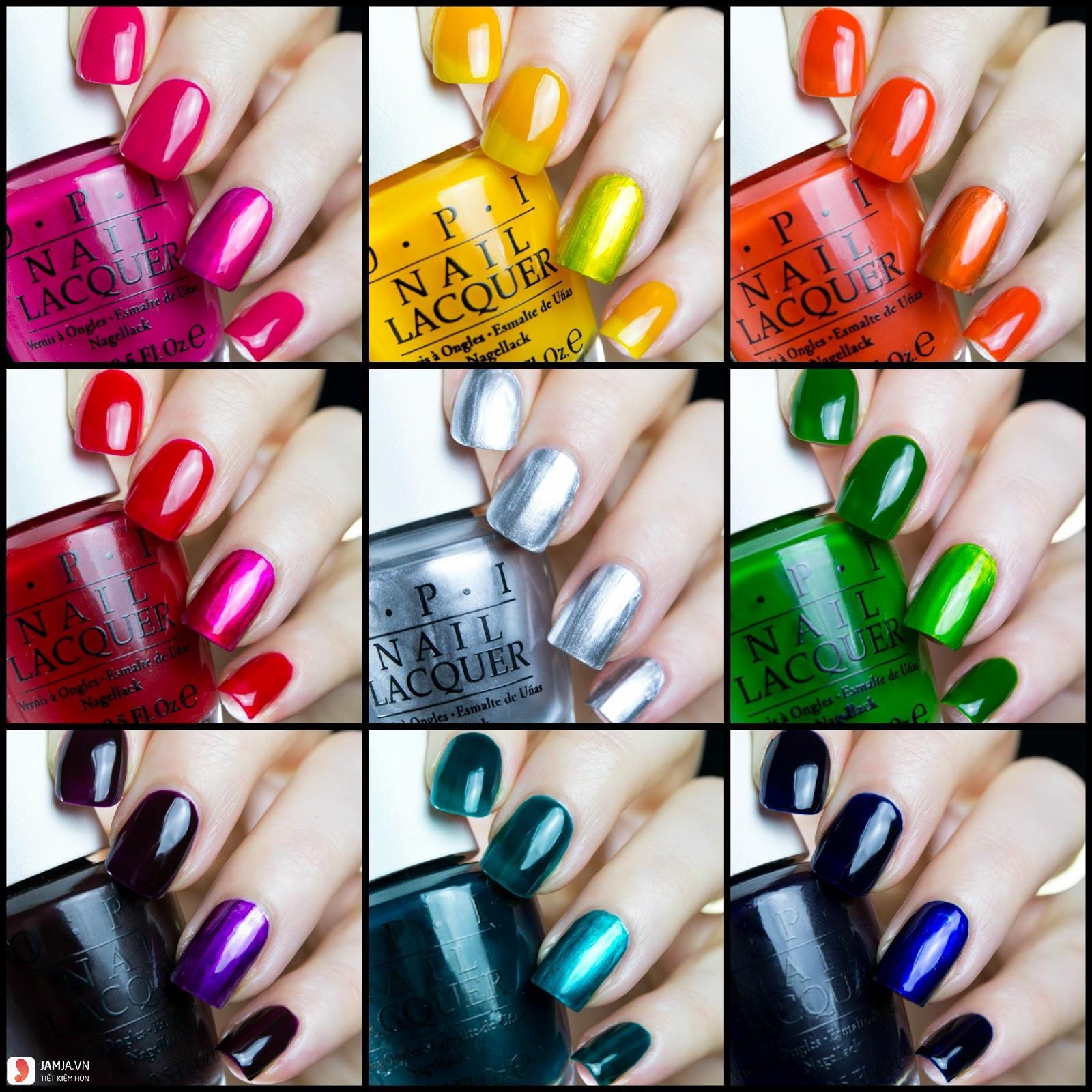Sơn móng tay OPI Color Paints