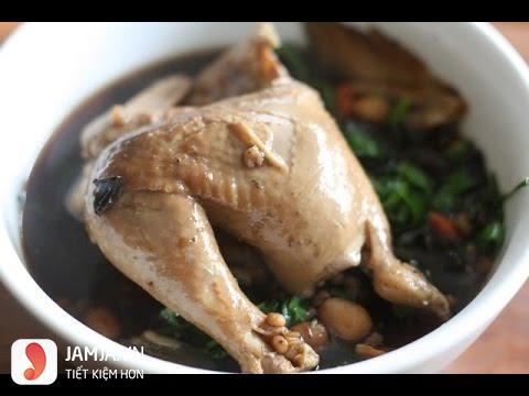 thịt gà giúp tăng cân nhanh chóng