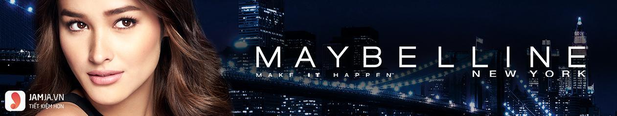 Thương hiệu Maybelline New York 2