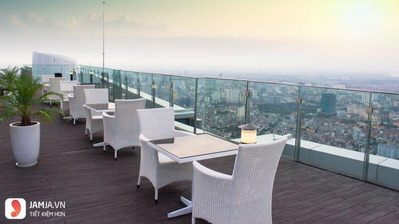 Top of Ha Noi - Bàn ghế