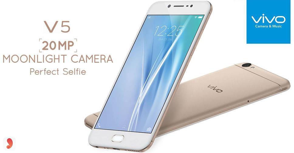 điện thoại Vivo V5