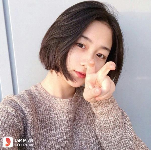15 kiểu tóc thời trang cho cô nàng mặt tròn 15