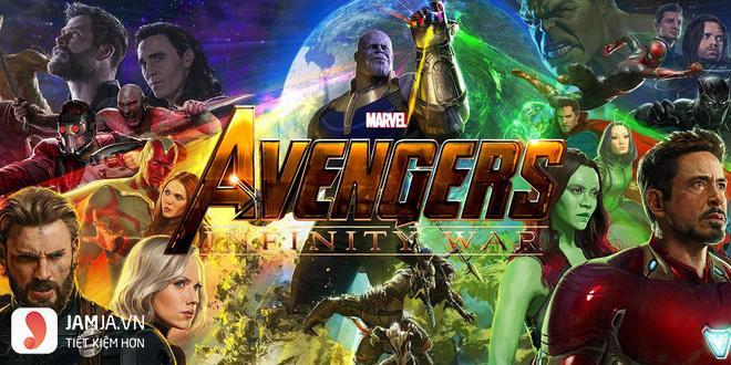 Avengers: Cuộc Chiến Vô Cực
