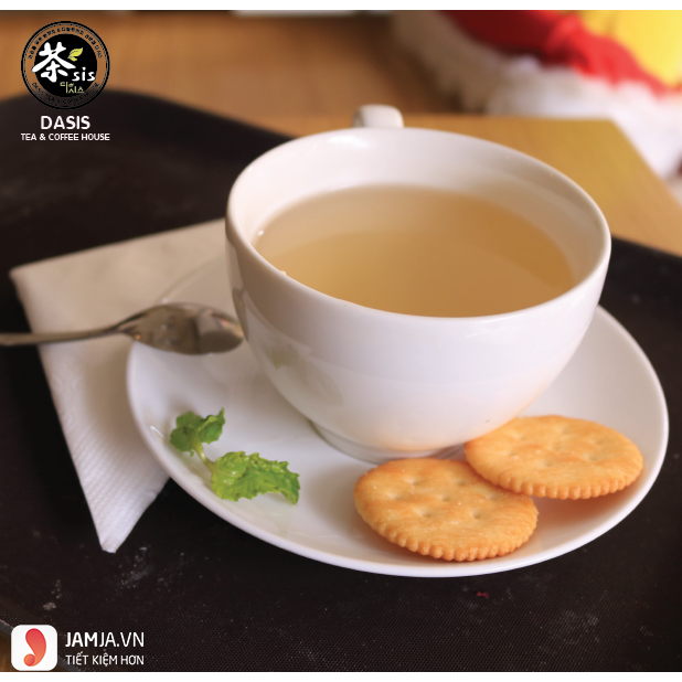 Dasis Tea & Coffee House thức uống