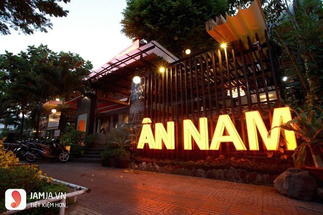 Ân Nam Quán.