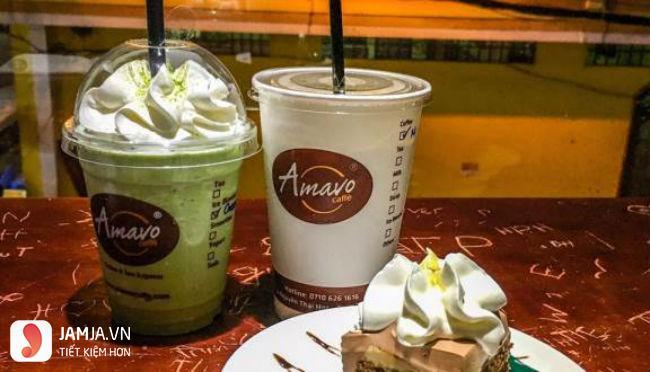 Amavo Coffee tạiNguyễn Thái Học 3