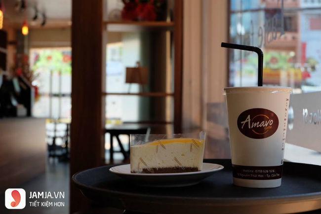 Amavo Coffee tạiNguyễn Thái Học 2