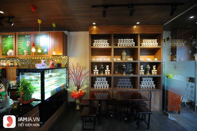 Amavo Coffee tạiNguyễn Thái Học 1