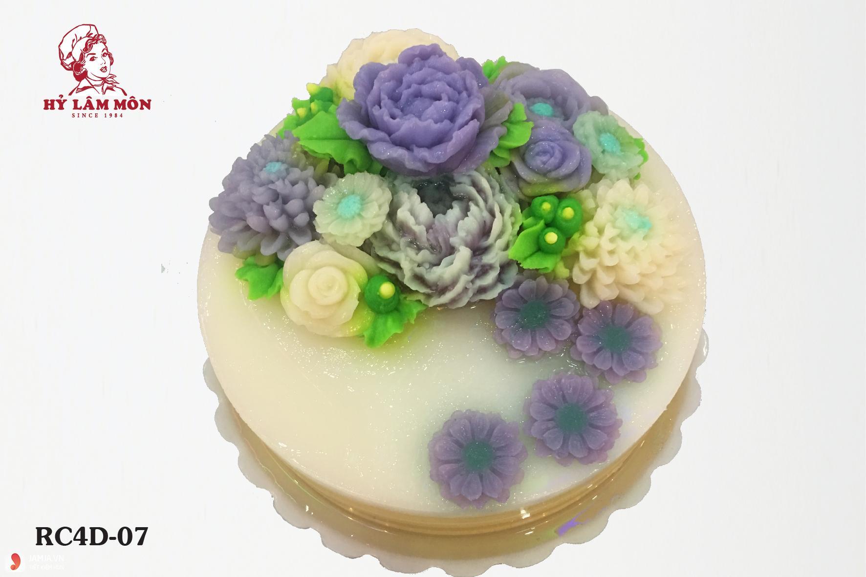 Bánh sinh nhật rau câu Hỷ Lâm Môn 1