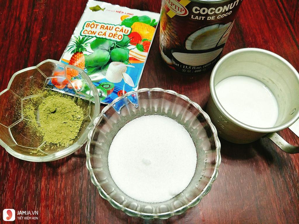 cách làm bánh kem rau câu 2