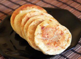 cách làm bánh rán không nhân