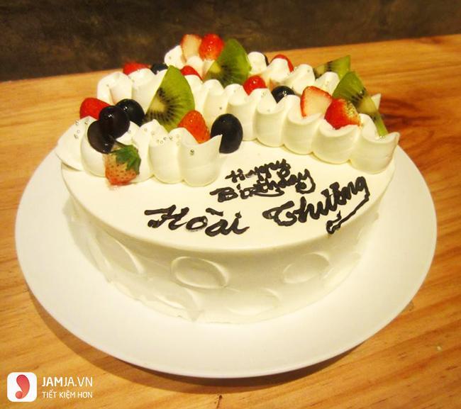 Cách làm bánh sinh nhật không cần lò nướng - 1