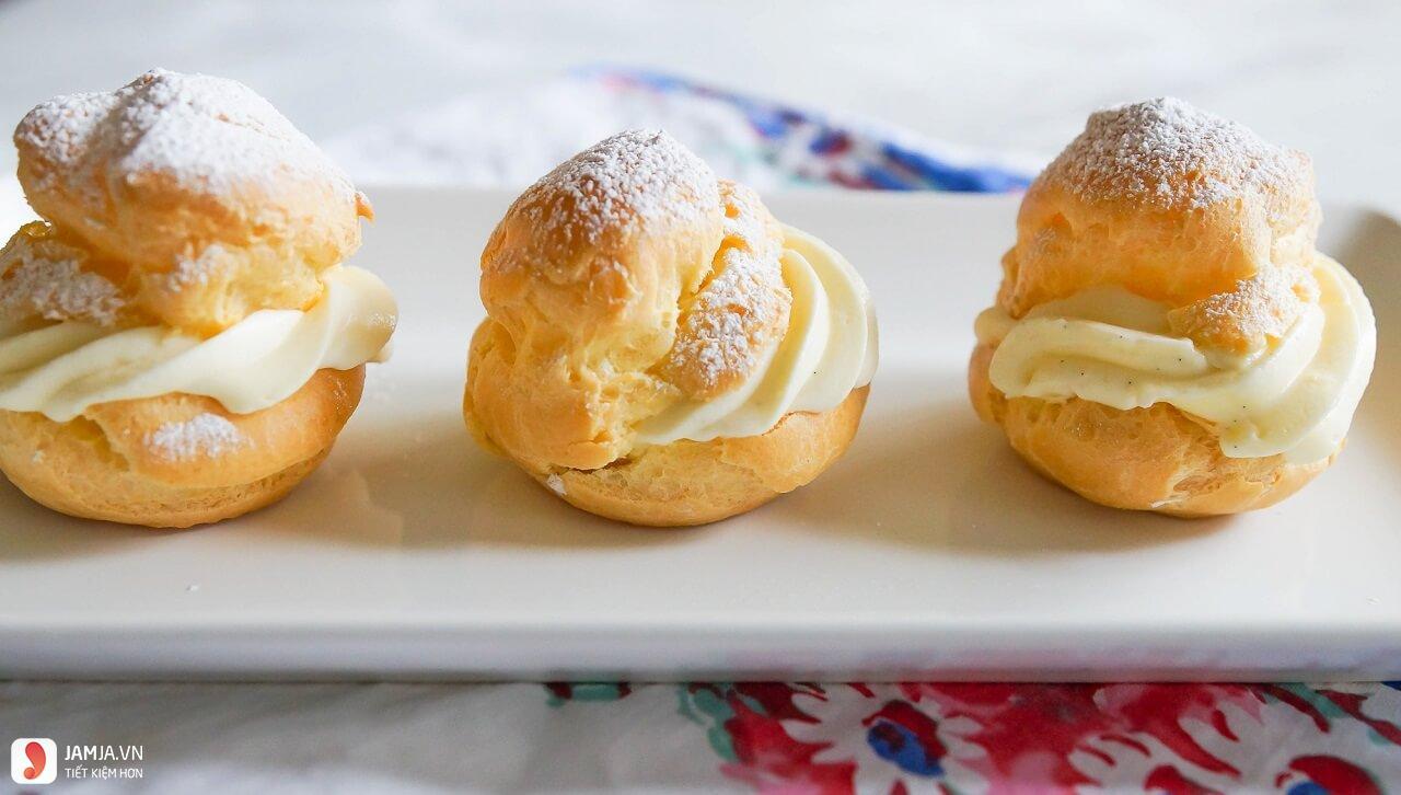 Cách làm nhân bánh sukem bơ