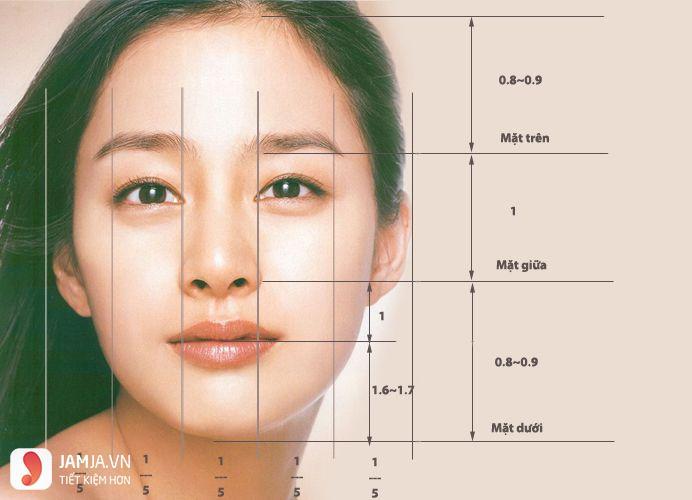Cách nhận biết khuôn mặt tròn 2