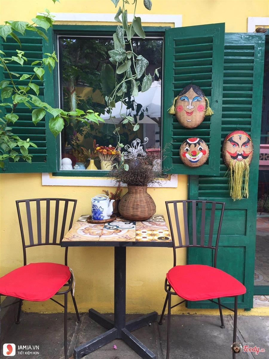 Cafe Hội An thu nhỏ- Hội Cafe 1
