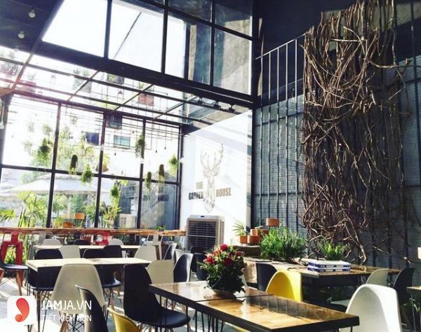 Cafe vườn ươm The Garden House Coffe 2