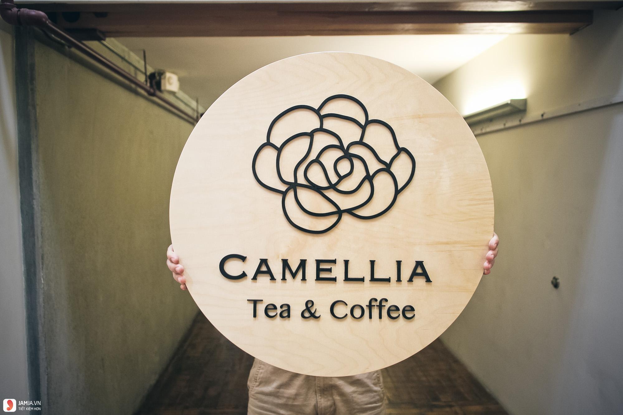 Quán cà phê Camellia Tea & Coffee 1
