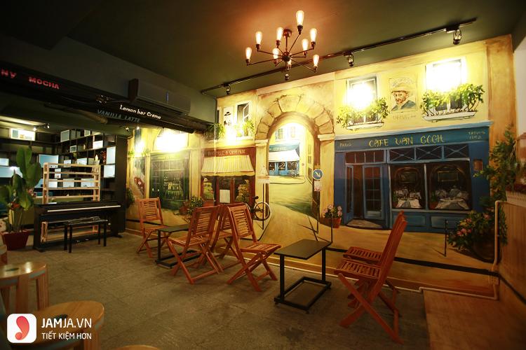 Casanova Cafe 1