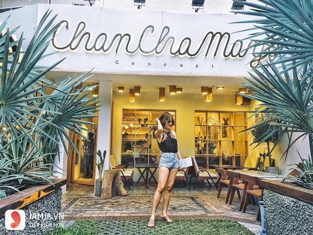 Quán cà phêChanchamayo 2