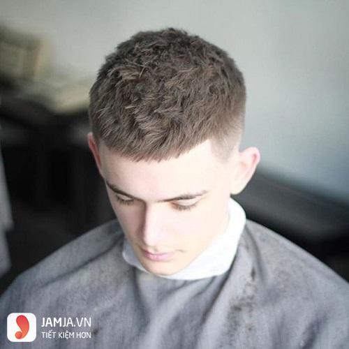 Những chú ý khi nhuộm tóc cho nam