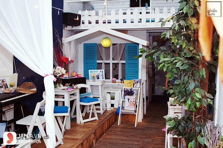 Quán cà phê CI5 Coffee & Tea House 2