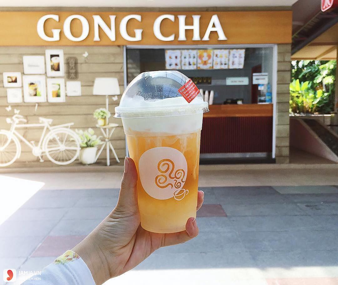 Danh sách cửa hàng Gong Cha