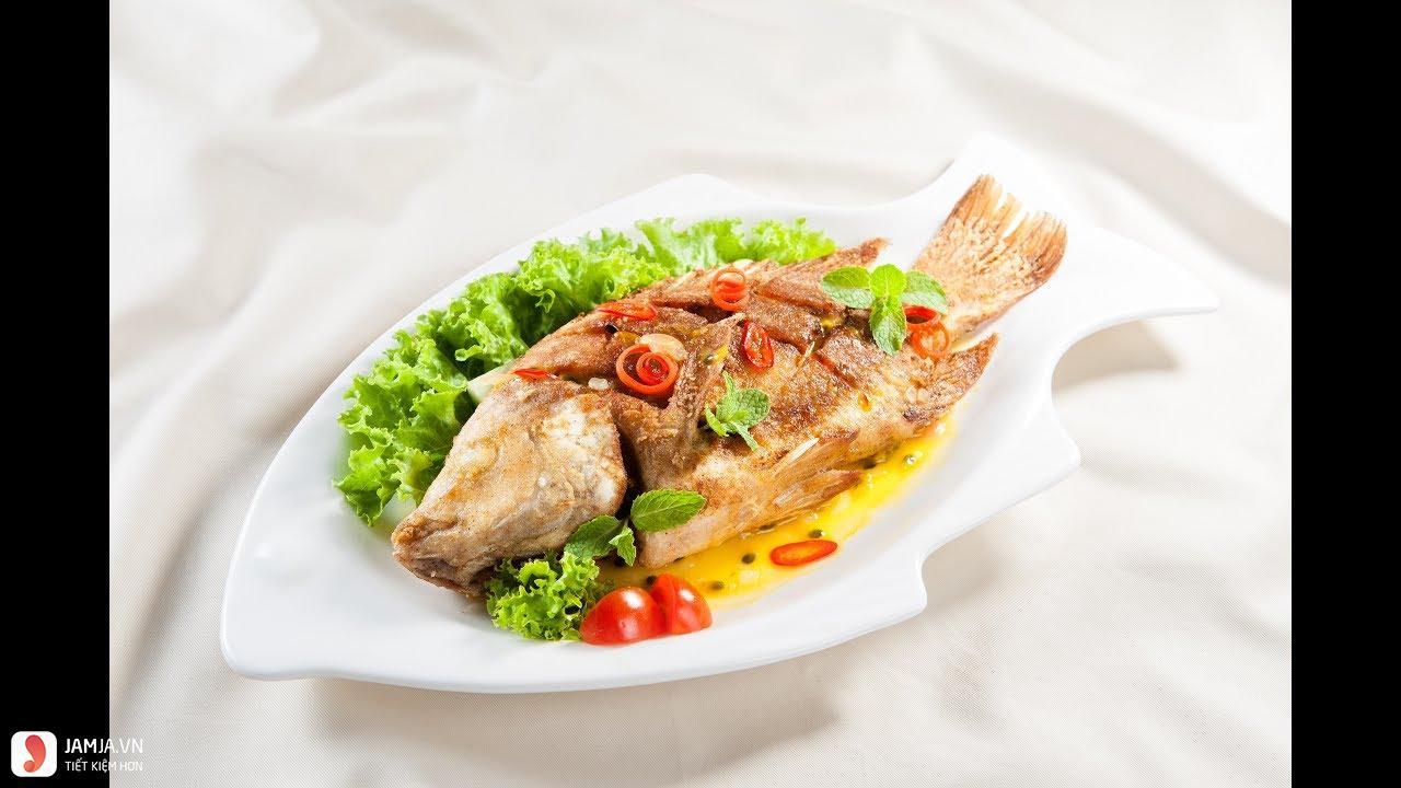 Giá trị dinh dưỡng của cá diêu hồng