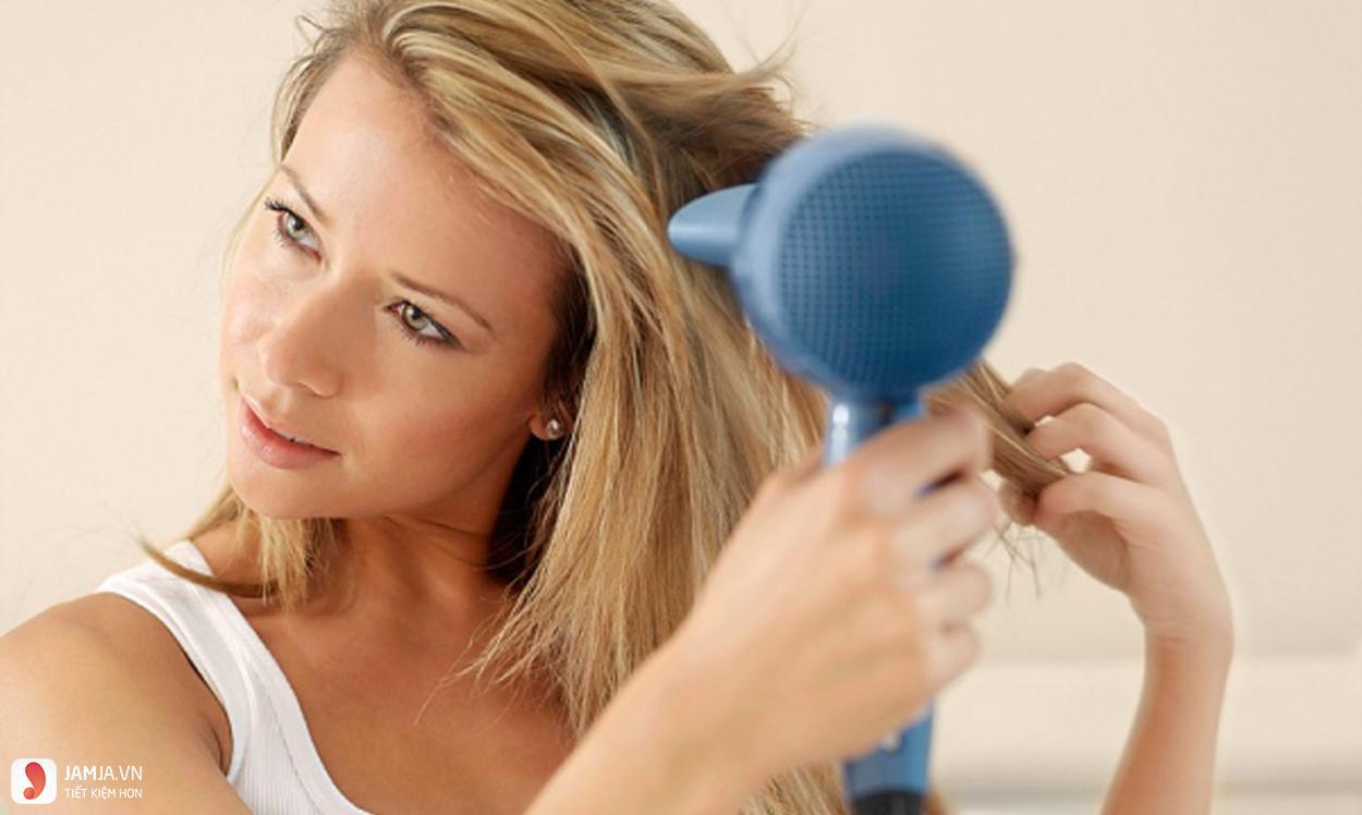 Làm sao để giữ màu vàng đồng trên tóc được lâu 6
