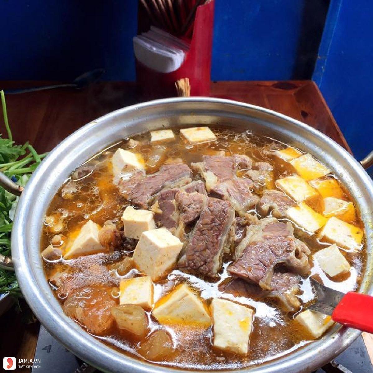 Lẩu bò Nàng Hương 1