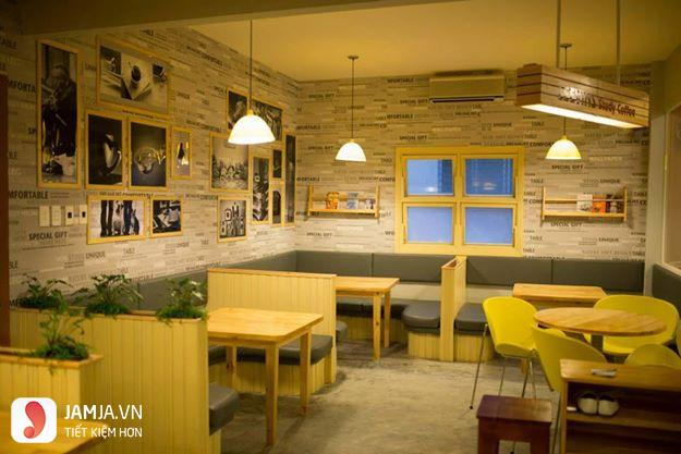 Leevin Study Cafe 2