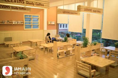 Leevin Study Cafe 3