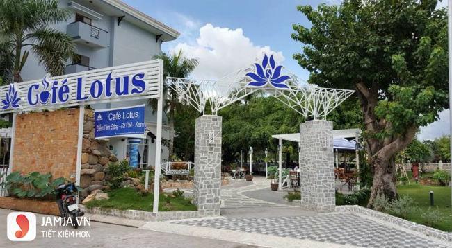 Lotus Coffee tại Hai Bà Trưng 1