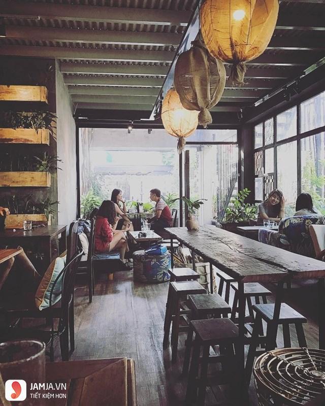 Quán cà phê Năm Mười Mười Lăm Cafe 6