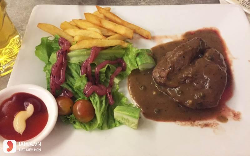 Nhà hàng Beefsteak TiTi Vũ