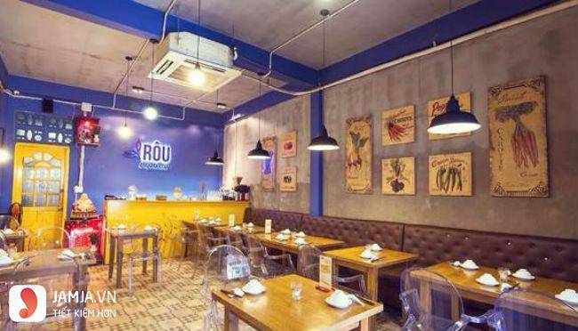 Nhà hàng chay Rou