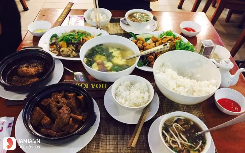 Nhà hàng chay Hoa Khai