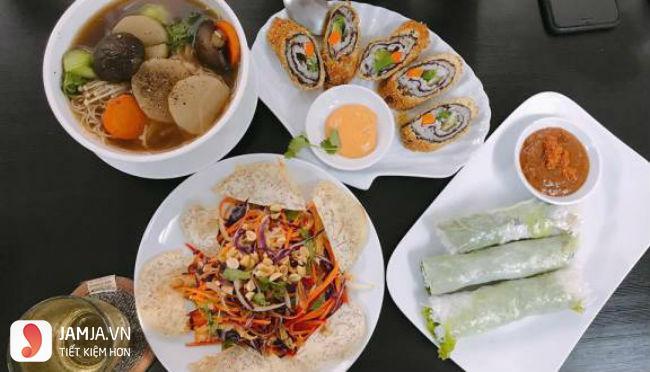 Nhà hàng chay Veggie Saigon
