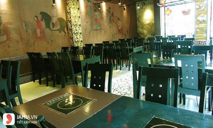 Nhà hàng Soa Soa.