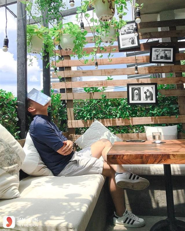 Quán cà phê OZ Coffee House 8