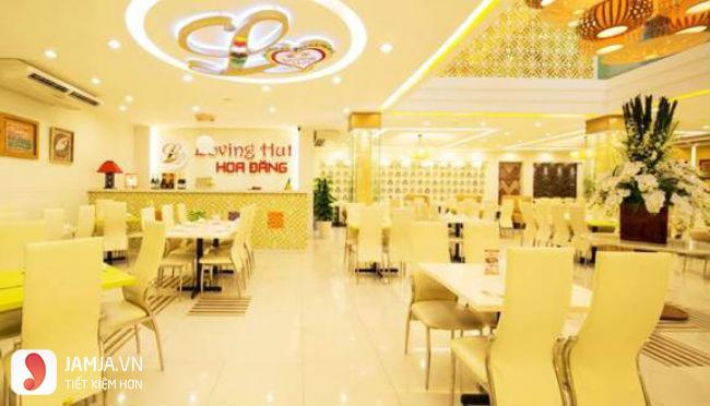 Nhà hàng chay Hoa Đăng 1