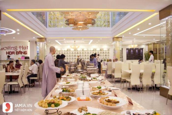 Nhà hàng chay Hoa Đăng 2