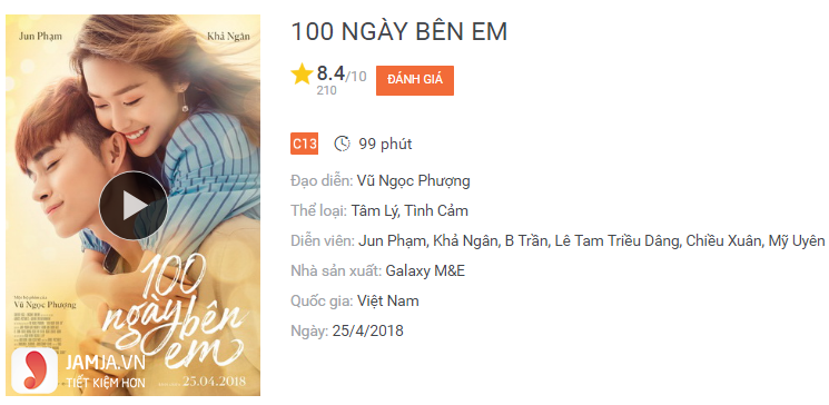 Review 100 ngày bên em - 1