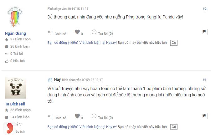Review ngỗng vịt phiêu lưu ký - 3