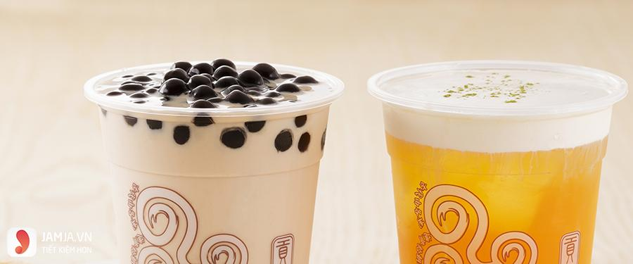 Review topping Gong Cha - 1
