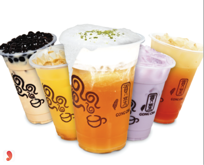 Review topping Gong Cha - 3