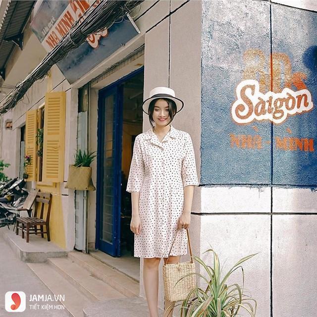 Quán cà phê Sài Gòn 80s 7