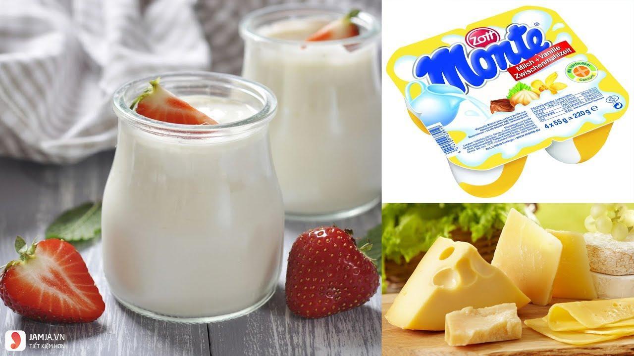tác dụng của váng sữa