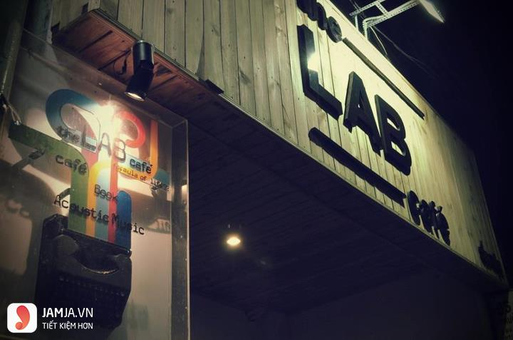 the lab cafe 1